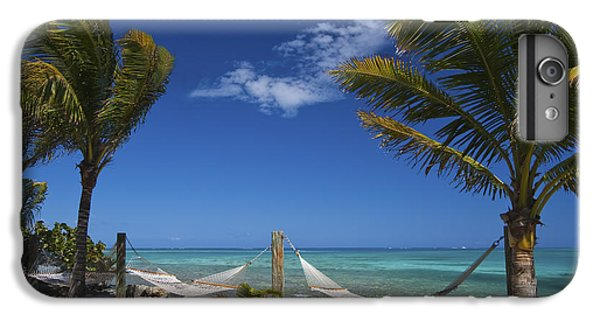Breezy Island Life IPhone 6 Plus Case by Adam Romanowicz