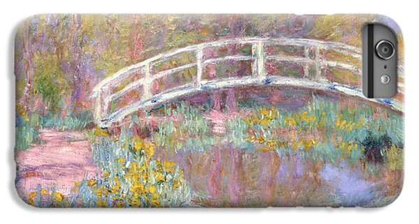Bridge In Monet's Garden IPhone 6 Plus Case