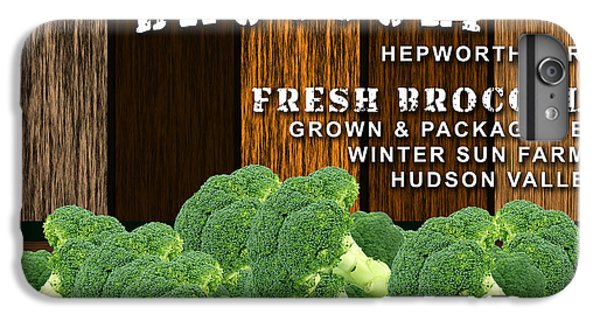 Broccoli Farm IPhone 6 Plus Case by Marvin Blaine