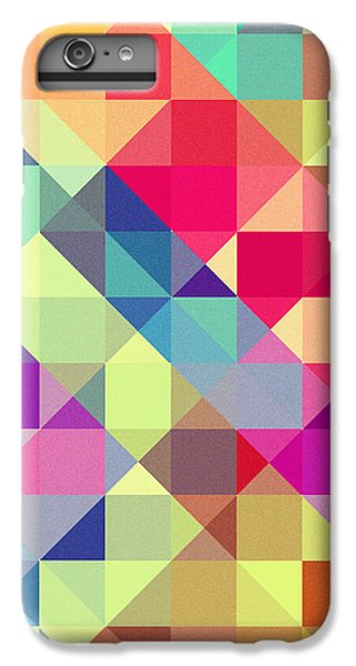 Broken Rainbow II IPhone 6 Plus Case by VessDSign