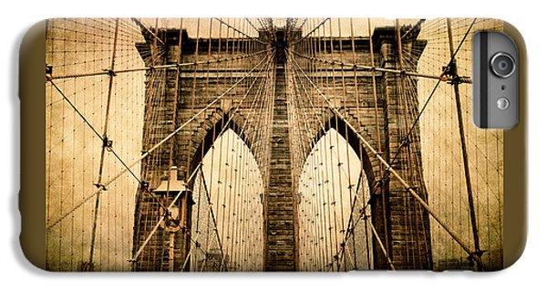 Brooklyn Bridge Nostalgia IPhone 6 Plus Case