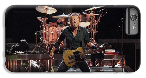 Bruce Springsteen In Concert IPhone 6 Plus Case
