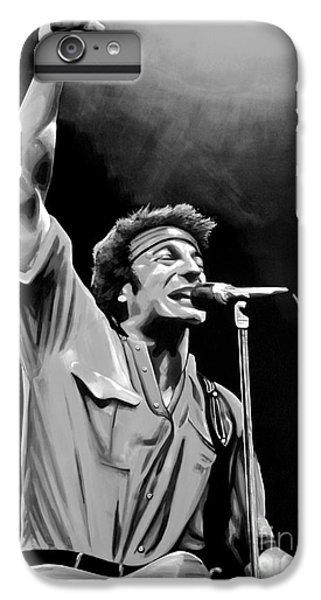 Bruce Springsteen IPhone 6 Plus Case
