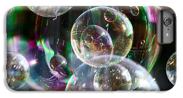 Bubbles And More Bubbles IPhone 6 Plus Case by Nareeta Martin