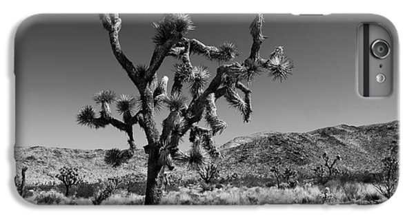 U2 iPhone 6 Plus Case - Bullet The Blue Sky - Joshua Tree N.p by Henk Meijer Photography