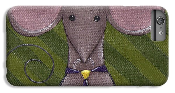 Business Mouse IPhone 6 Plus Case by Christy Beckwith