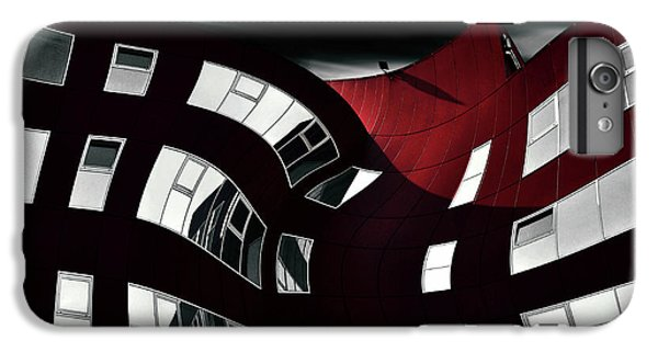 Building iPhone 6 Plus Case - Butterfly by Samanta Krivec