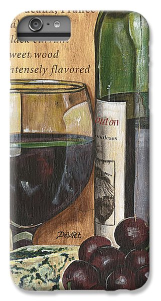 Cabernet Sauvignon IPhone 6 Plus Case by Debbie DeWitt