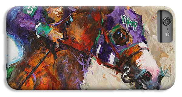 Horse iPhone 6 Plus Case - California Chrome by Ron and Metro