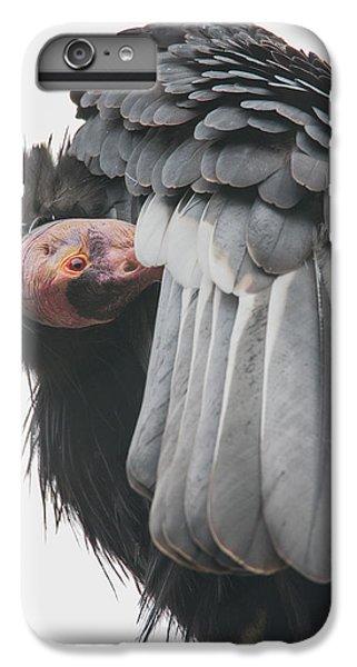 Condor iPhone 6 Plus Case - California Condor by Angie Vogel