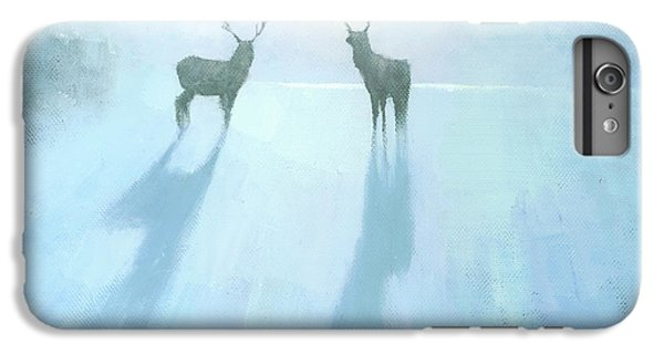 Deer iPhone 6 Plus Case - Call Of The Arctic by Steve Mitchell