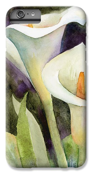 Lily iPhone 6 Plus Case - Calla Lilies by Amy Kirkpatrick