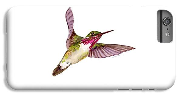 Calliope Hummingbird IPhone 6 Plus Case