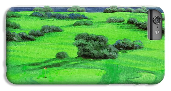 Campo Da Golf IPhone 6 Plus Case by Guido Borelli