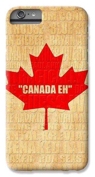 Canada Music 1 IPhone 6 Plus Case