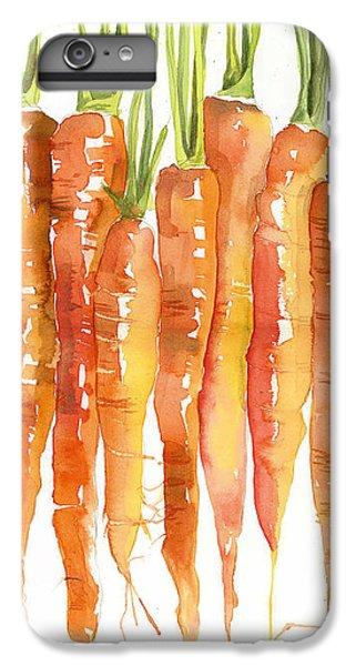 Carrot Bunch Art Blenda Studio IPhone 6 Plus Case