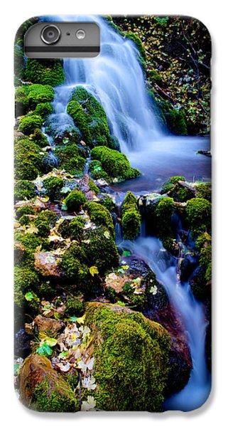 Nature Trail iPhone 6 Plus Case - Cascade Creek by Chad Dutson
