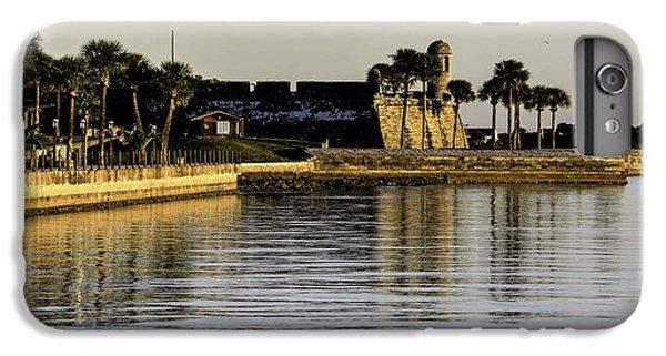 Castillo De San Marcos IPhone 6 Plus Case by Anthony Baatz