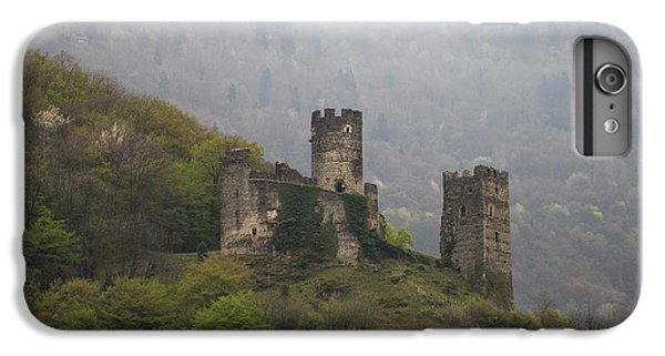 Castle In The Mountains. IPhone 6 Plus Case