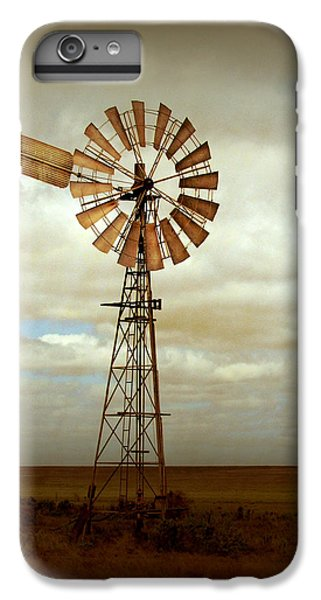 Catch The Wind IPhone 6 Plus Case by Holly Kempe