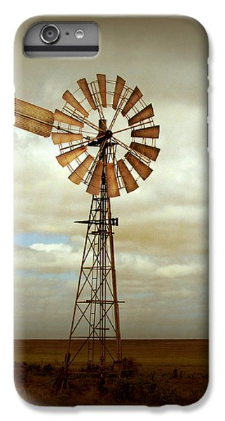Rural Scenes iPhone 6 Plus Case - Catch The Wind by Holly Kempe
