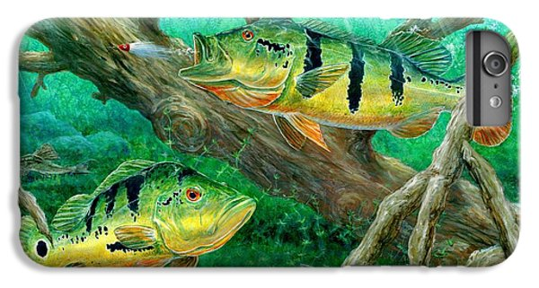 Catching Peacock Bass - Pavon IPhone 6 Plus Case