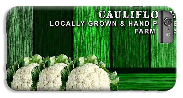 Cauliflower Farm IPhone 6 Plus Case