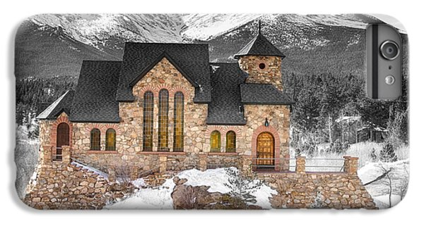 Chapel On The Rock Bwsc IPhone 6 Plus Case by James BO  Insogna