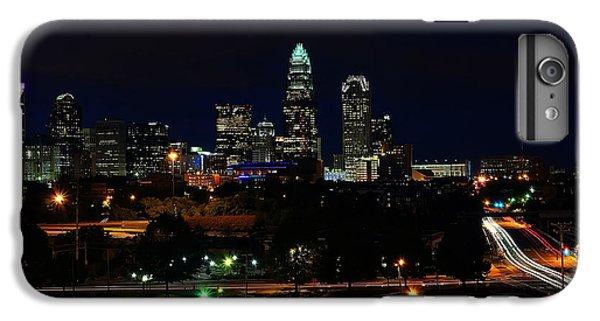 Charlotte Nc At Night IPhone 6 Plus Case