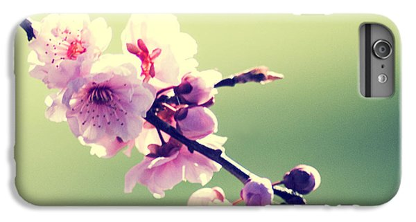 IPhone 6 Plus Case featuring the photograph Cherry Blooms by Yulia Kazansky