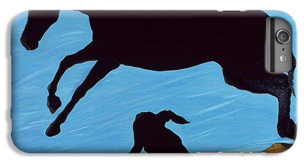 Barren iPhone 6 Plus Case - Chestertown Trials, 1999 by Marjorie Weiss
