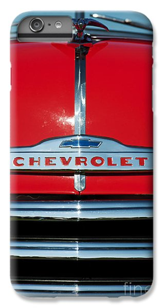 Chevrolet 3100 1953 Pickup IPhone 6 Plus Case by Tim Gainey