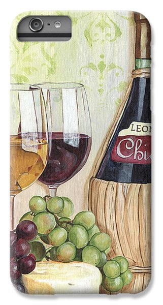 Wine iPhone 6 Plus Case - Chianti And Friends by Debbie DeWitt