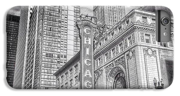 City iPhone 6 Plus Case - #chicago #chicagogram #chicagotheatre by Paul Velgos