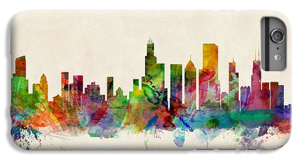 Chicago City Skyline IPhone 6 Plus Case