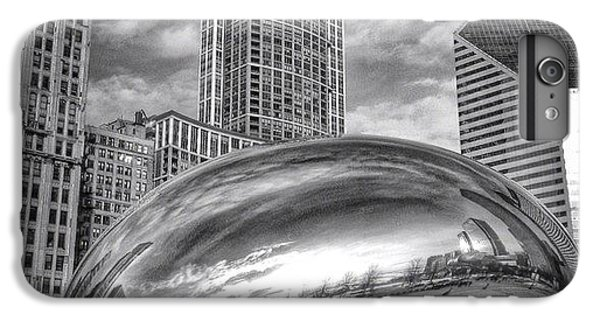 Chicago Bean Cloud Gate Hdr Picture IPhone 6 Plus Case
