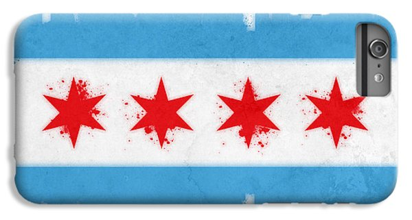 Chicago Flag IPhone 6 Plus Case