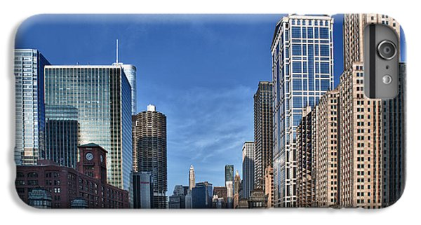 Chicago River IPhone 6 Plus Case by Sebastian Musial