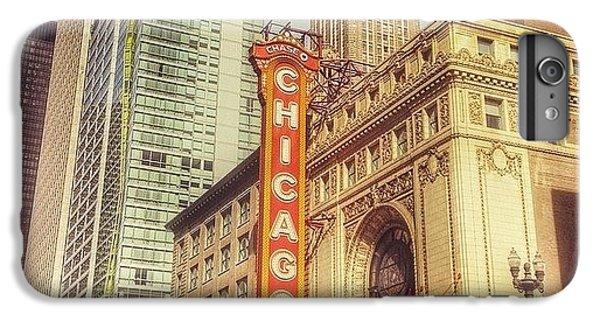 Chicago Theatre #chicago IPhone 6 Plus Case