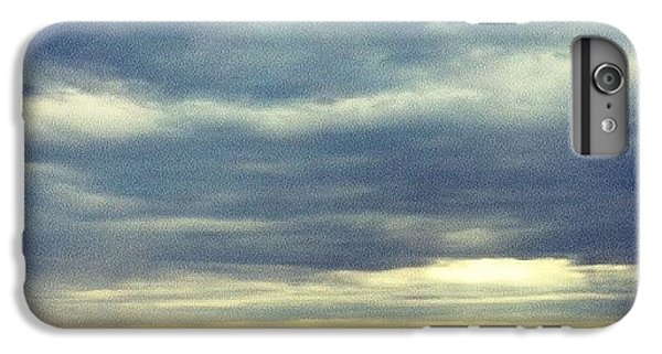 Sky iPhone 6 Plus Case - Chilly Morning by Jill Tuinier