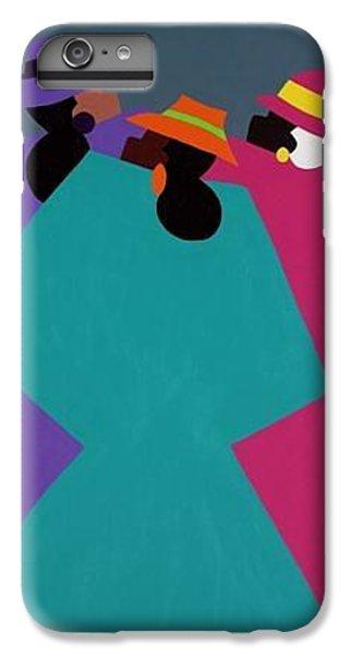 iPhone 6 Plus Case - Church Ladies Too by Synthia SAINT JAMES