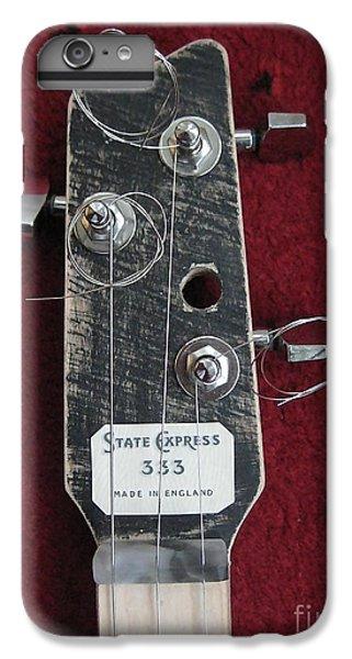 Cigar Box Guitar IPhone 6 Plus Case
