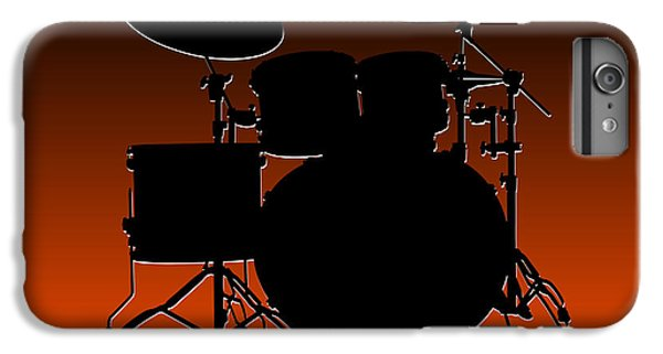 Cincinnati Bengals Drum Set IPhone 6 Plus Case by Joe Hamilton