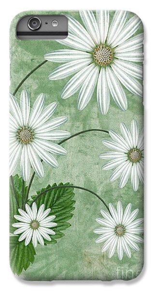 Floral iPhone 6 Plus Case - Cinco by John Edwards