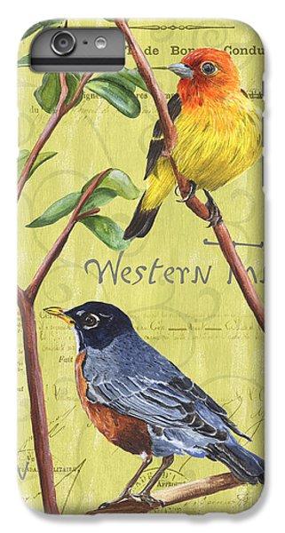 Citron Songbirds 2 IPhone 6 Plus Case
