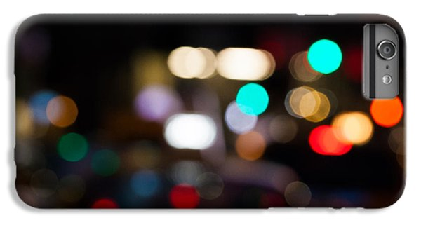 Building iPhone 6 Plus Case - City Lights  by John Farnan