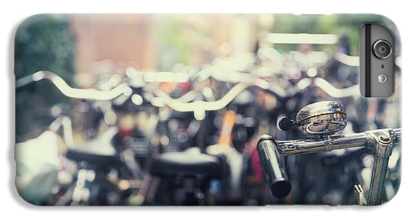 Bicycle iPhone 6 Plus Case - City Of Bikes by Jane Rix