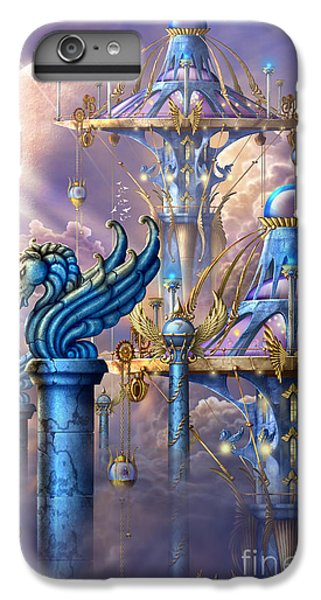 City Of Swords IPhone 6 Plus Case by Ciro Marchetti