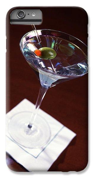 Classic Martini IPhone 6 Plus Case by Jon Neidert