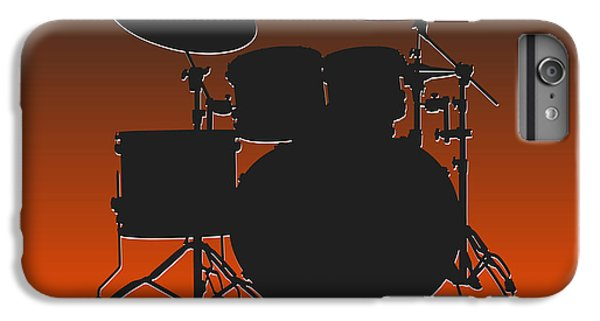 Cleveland Browns Drum Set IPhone 6 Plus Case by Joe Hamilton